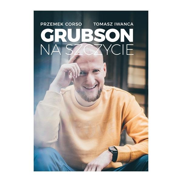 """Książka """"GRUBSON. NA..."""